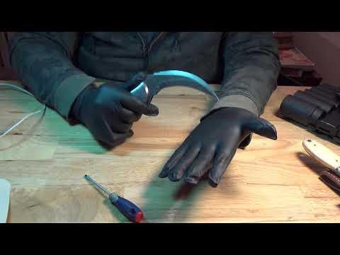 Premature Evaluation #47 Hardy 9MIL Nitrile Powder-Free Gloves 50 PC #68511