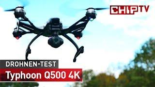 Drohnen-Test: Typhoon Q500 4K | CHIP