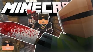 Minecraft MURDER MYSTERY! | SECRET MURDERER! (Minecraft Murder Mystery Minigame)