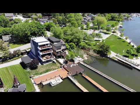 An Aerial Tour Of Pickering & Ajax In Ontario, Canada - Spring 2018