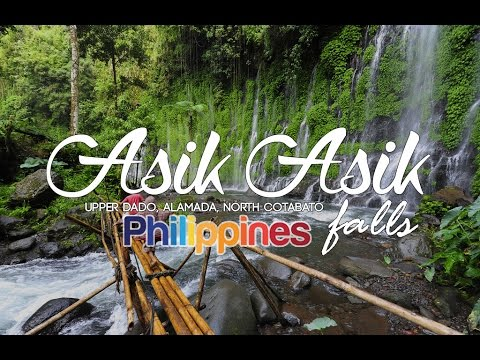Choose Philippines - Asik Asik Falls, North Cotabato | Curlytops