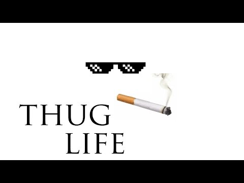 Hold Up Hey, Thug Life Sound Effect