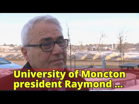 University of Moncton president Raymond Théberge nominated for federal language watchdog: Radio-Cana