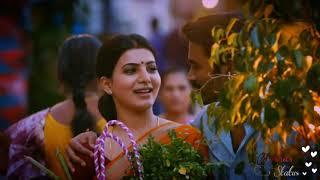 Cover images Jodi Nilave song whatsapp status | Thangamagan | Dhanush | Samantha