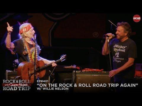 Sammy Hagar & Willie Nelson: Sammy's Rock & Roll Road Trip Season 4 Premiere Sneak Peek