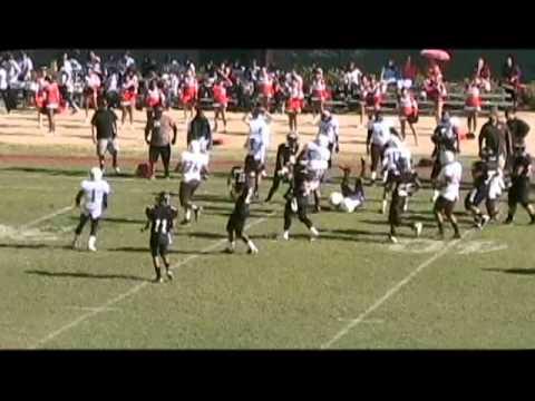 #3-Dajon Coleman-RB/DB-Arleta High School-2010 Football Highlights