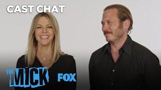 Kaitlin Olson & Scott MacArthur Talk About The Halloween Episode | Season 2 | THE MICK