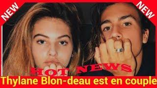 Thylane Blondeau est en couple avec le fils d'un célèbre DJ