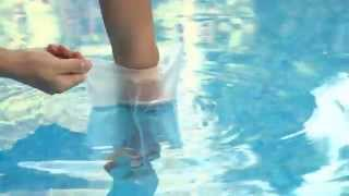 How to use your waterproof Arm Cast Cover