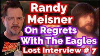 Randy Meisner Remembers Fist Fight With Glenn Frey & Other Eagles Regrets
