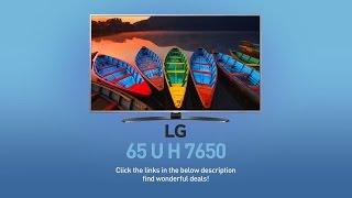LG 65UH7650 Super UHD 4K HDR Smart LED TV - 65
