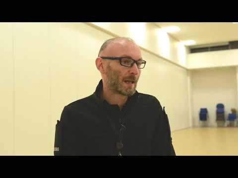 PC Simon Newton, Special Liaison for Wakefield District