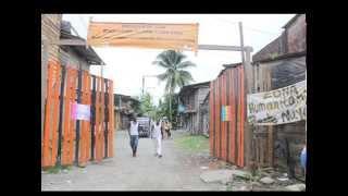 Puente Nayero Humanitarian Space Promotes Non-Violent Resistance