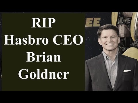 Hasbro CEO Brian Goldner dies, days after stepping down for health ...