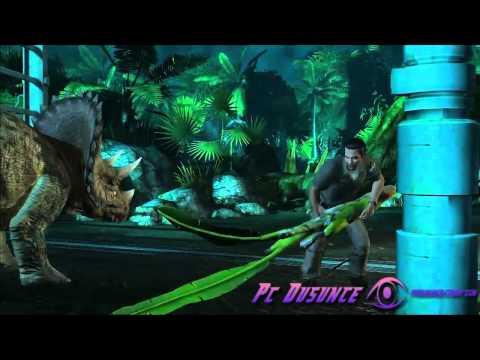 Jurassic Park The Game | Oyun İncelemesi | Pc  Düşünce Farkıyla[Türkçe]