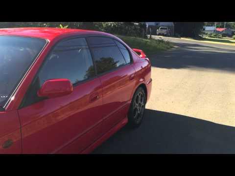 2000 Subaru Legacy B4 RSK BLITZEN edition, twin turbo, all wheel drive, 5 speed manual, 290HP