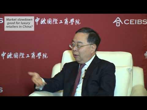 Market slowdown good for luxury retailers in China?
