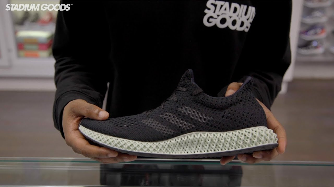 dc5f838145ed Unboxing  2018 adidas Futurecraft 4D vs Ultraboost - YouTube