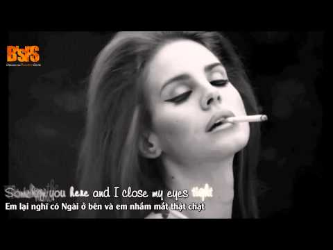 [Lyrics+Vietsub] Lana Del Rey - You, Mister