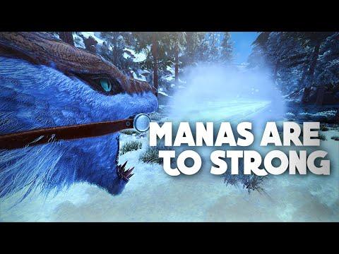 1.1K Melee MANA griefs our TITAN quetzal tame + more!