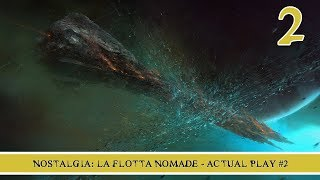 Actual Play#2 Nostalgia: La Flotta Nomade - Rekka Sheddai