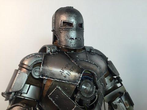 Хот Тойс Железный Человек Марк 1 (Версия 2.0)