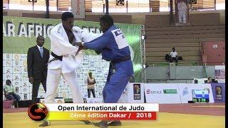 SENSEÏ DU 16 DÉCEMBRE 2018 AVEC SENSEÏ ALIOUNE SARR - OPEN INTERNATIONAL DE JUDO DAKAR 2018