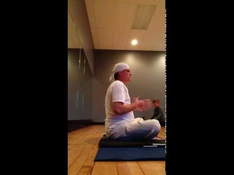 GRD Center Yoga Therapy application video