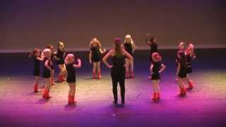 "Dance studio imove Compilatie Eindvoorstelling ""Imove Around The World"" 2012 - 2013"
