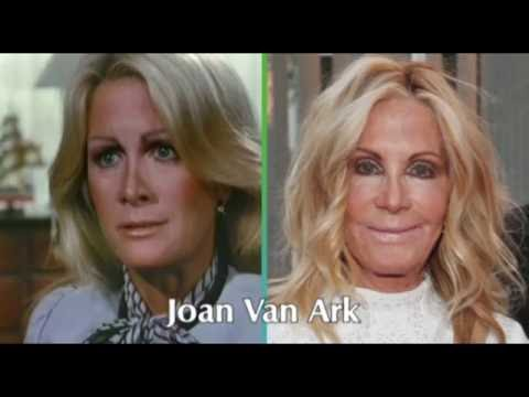 Knots Landing Cast - Then and Now (Full Main Cast)