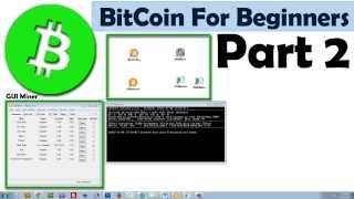 BitCoin for Beginners - Mac OS Mining, Tips, Mining Software, Wallets And More ! Part 2
