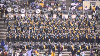 Southern University - Gangsta B v.s. Jackson State University - Hootie Hoo - 2014