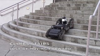 ARTI Mobile Robot Platform - Stair-Climbing Robot and UGV