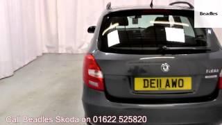Skoda Roomster Greenline 2011 Videos