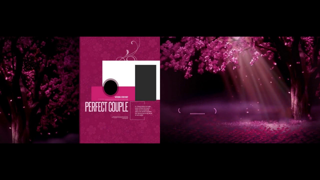 Free Psd File Download Wedding Album Templates Vol 23