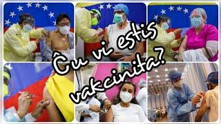Ĉu vi estis vakcinita? #Esperanto #Venezuela #EsperantoLives