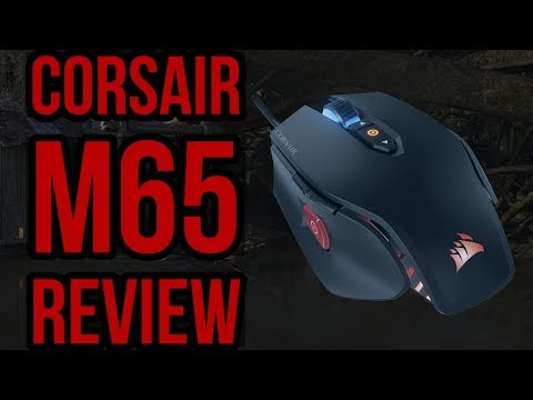 ✅ Corsair M65 Pro RGB Gaming Mouse Review