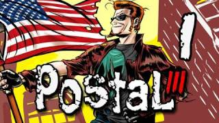 Postal III Walkthrough - Part 1 The Postman Returns English Let