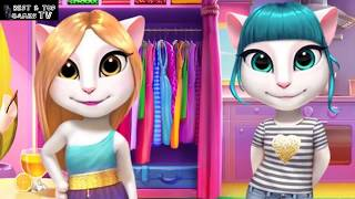 My Talking Angela | My Talking Tom Virtual Pet Game Children HD Kids Games