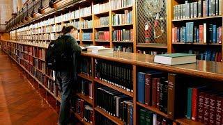Модернизация университетских библиотек