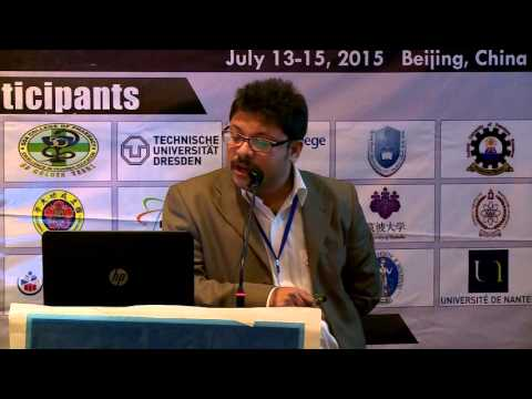 Raghuvir R. S. Pissurlenkar |  INDIA  |  Asia-Pacific Biotech Congress  2015 | Conferenceseries LLC