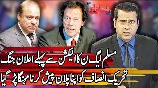 Takrar with Imran Khan - 22 May 2018 | Express News
