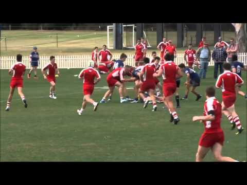 Churchie 16A's 2014