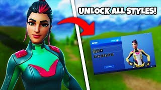 How To *UNLOCK ALL SINGULARITY STYLES* In Fortnite Battle Royale!