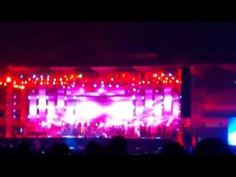 Arijit singh Symphony live ahmedabad 09/01/2016