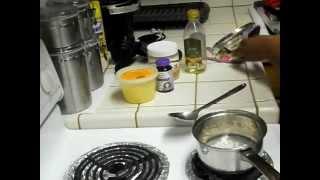 Making My Biotin Paste (Experiment)