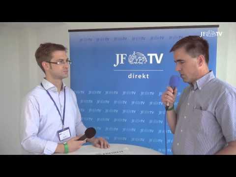 JF-TV Direkt: Marcus Schmidt und Dieter Stein