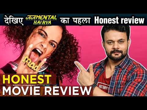 Judgementall Hai Kya First HONEST Review | Kangana Ranaut | Rajkummar Rao