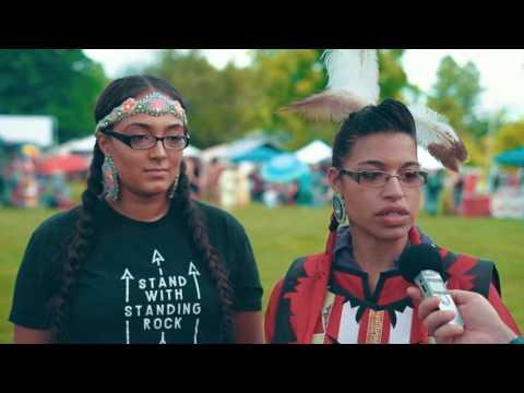Пау-вау - фестиваль коренных американцев в Вирджинии