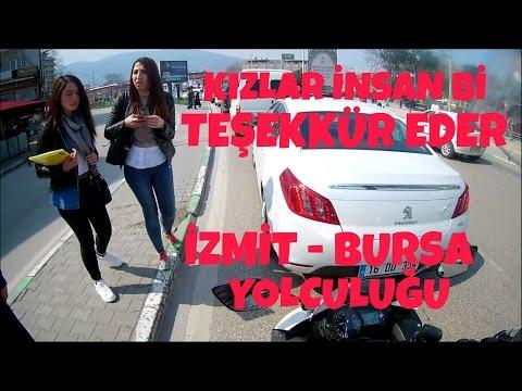 İZMİT - BURSA & Kızlar Bir Teşekkür Etseydiniz :)& Kaza Oluyordu & Tırcı Sen Hayırdır Gardaş ?